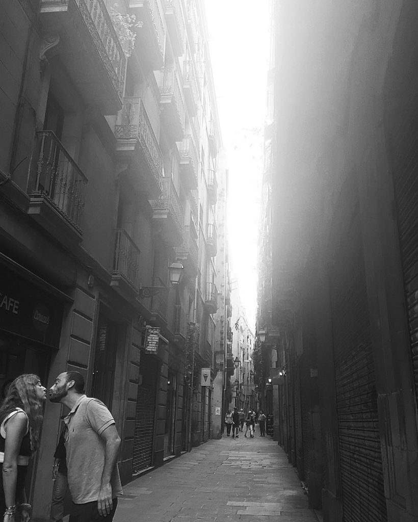 Barcelona is for lovers
